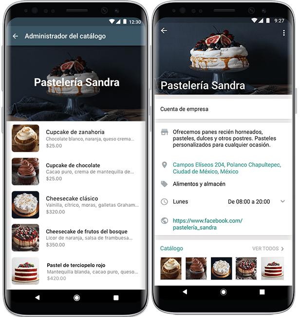 Whatsapp Business crea catalogo de productos - Herramientas Digitales